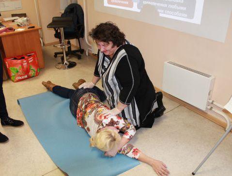 Оказание первой помощи в детских оздоровительных лагерях